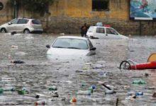 Puglia – Incubo alluvione sul Gargano: allagati i campeggi di Lido del Sole e Rodi Garganico. FOTO