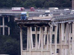 Genova – Crollo ponte: il cordoglio del Presidente Emiliano