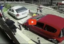 Molfetta – Scippo a pensionato: divulgate immagini per risalire al colpevole. IL VIDEO