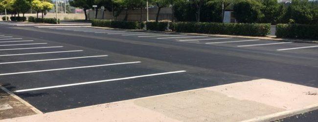 Barletta – Consegnati i parcheggi per gli ospiti dell'ospedale Dimiccoli