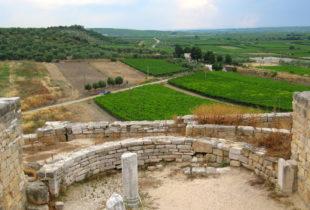 Barletta – Rilancio di Canne della Battaglia, sinergie istituzionali alla borsa mediterranea del turismo archeologico di Paestum