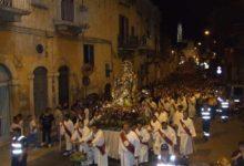 """Andria – La tradizionale processione della """"Madonna dei Miracoli"""": partenza alle 3 dalla Cattedrale"""