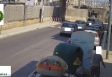 Barletta – Abbandono illecito di rifiuti. Videosorveglianza e sanzioni da 600 euro. Foto e Video