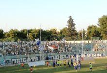 Fidelis Andria-Nardò 1-1: pareggio beffa per la squadra biancazzurra alla prima in casa. FOTOGALLERY