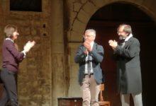 """Andria – Festival CDM, """"Buonasera Dottor Nisticò"""": il rapporto tra l'uomo e il potere di Antonio Del Giudice. FOTOGALLERY"""