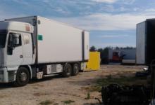 """Canosa di Puglia – Blitz dei Carabinieri nella """"centrale del riciclaggio"""": arrestate 4 persone in flagranza e sequestrati 20 mezzi"""