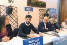 """Andria – Nasce """"Fratelli di Quartiere"""": l'iniziativa di Fratelli d'Italia per confrontarsi con la comunità cittadina andriese. VIDEO"""