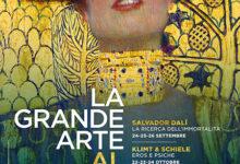 """Barletta – Dal 25 settembre torna  """"La grande arte"""" al multisala Paolillo; si parte con Salvator Dali'"""
