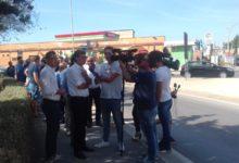 Barletta – Consegna lavori per eliminazione semafori incrocio Via Foggia-via Violante