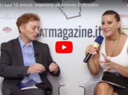 """Andria – """"Lo spilorcio e le extraterrestri"""": Antonio Policastro presenta il suo primo libro. VIDEO"""