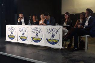 Barletta – Il partito della Lega – Salvini Premier Bat si tinge di rosa: presentate le nuove adesioni al gruppo provinciale. FOTO e VIDEO