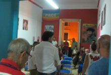 """Barletta – Riapre la """"Casa della Sinistra"""" nei pressi di Eraclio. """"Un luogo in cui fare comunità"""".  Foto e Video"""