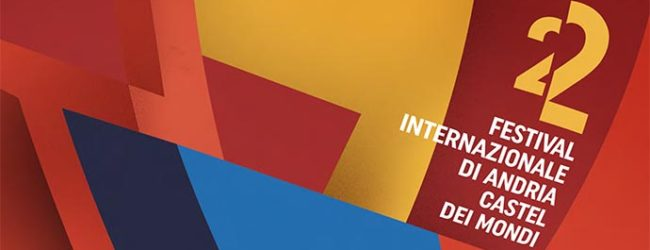Andria – FESTIVAL CASTEL DEI MONDI: Il Programma del 25 settembre