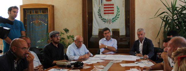 Barletta – Arriva la Disfida. Illustrati gli interventi per la sicurezza: Ordinanza e Planimetria