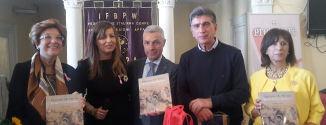 """Barletta – 50 anni di Fidapa: si è tenuta oggi cerimonia e mostra fotografica nella galleria del """"Curci"""""""