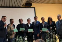 "Andria – Premio ""Apulia Best Company Award"" all'azienda ""Over The Net"": un'eccellenza imprenditoriale a livello regionale. FOTO"