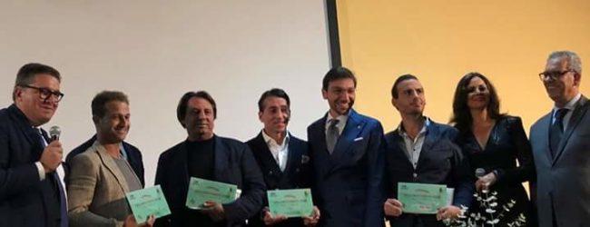 """Andria – Premio """"Apulia Best Company Award"""" all'azienda """"Over The Net"""": un'eccellenza imprenditoriale a livello regionale. FOTO"""