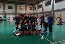 Buona la prima per l'Audax Volley Andria! Battuta 3-0 l'Intrepida Volley San Severo. FOTO