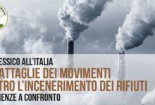 """Barletta – Incontro su """"Le Battaglie dei movimenti contro l' incenerimento dei rifiuti"""""""