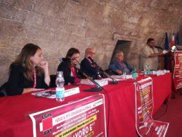 """Barletta – Congresso Cgil Bat """"Il lavoro è.."""" : delocalizzazione, qualità del lavoro e occupazione"""