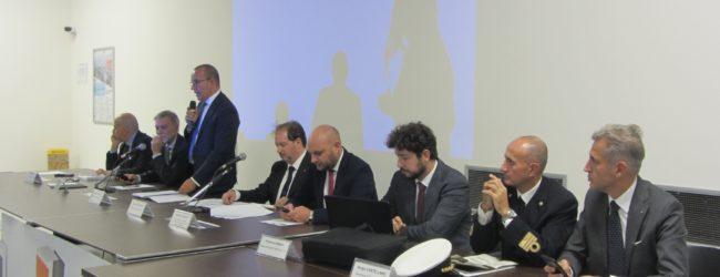 """Barletta – Focus tematico su """"Z.E.S. adriatica e sviluppo economico strategico della portualità del levante"""". Foto e Video"""