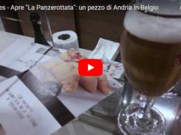 """Bruxelles – """"La Panzerottata"""": inaugurato il ristorante dal sapore tutto andriese"""