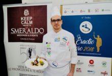 6^edizione Eraclio d'Oro: la spunta lo chef canosino Mauro Di Gennaro, magro bottino per gli andriesi. Ecco i nomi dei premiati. FOTO e VIDEO