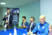 """""""Un campione del Mondo ad Andria"""": Simone Perrotta ospite dell'Asd Football Academy all'Istituto """"Colasanto"""". FOTO e VIDEO"""
