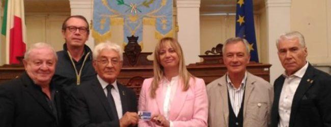 Andria – Unione Insigniti Merito Repubblica Italiana: Presidente  il Prof. Vincenzo Matera