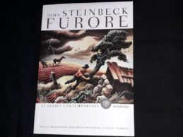 """FURORE"" J.Steinbeck, ediz.Bompiani"