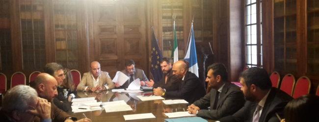 Barletta – Edificio scolastico incompleto in zona Patalini, un incontro nella Città Metropolitana di Bari