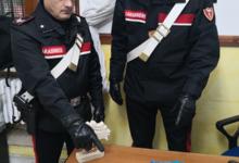 Andria – Mezzo chilo di hashish nascosto nel centro storico. Arrestato dai Carabinieri un sorvegliato speciale