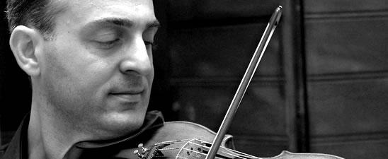 Barletta – Contemporary Violin: incontro con Carmine Rizzi