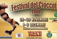 Trani – Festival del cioccolato dal 29 novembre al 2 dicembre