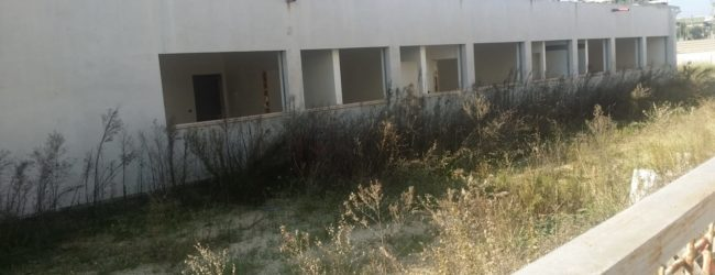 Barletta – Cantiere scuola Patalini, convocazione tavolo tecnico a Bari martedi 20 novembre