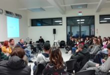 """Barletta – Presentata l'iniziativa """"Stavoltavoto"""" in vista delle elezioni europee del 2019. Foto e Video"""