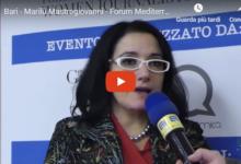 Bari – Giornaliste del Mediterraneo: partita la III edizione del Forum. VIDEOINTERVISTA e FOTO