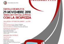 """Barletta – """"#Guidolavita – Vieni a metterti alla prova con la sicurezza"""" appuntamento con la prudenza stradale"""