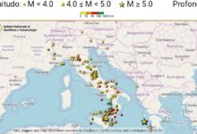 Andria – Ore 13.46, due scosse di terremoto avvertite in tutta la città. Epicentro ad Altamura