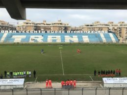 Trani – Apulia: 3-1 prima vittoria in campionato