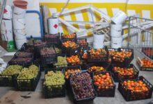 Andria – Sequestrati 6 quintali di frutta venduta abusivamente: sanzionati 3 venditori