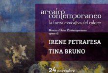 """Trinitapoli – Mostra """"Arcaico Contemporaneo"""" al Museo degli Ipogei dal 24 Novembre al 2 Dicembre"""
