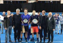 Andria – Dal 17 al 25 novembre la sesta edizione dell'Atp tennis di Andria