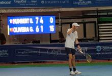 Andria – ATP Challenger: avanti le prime due teste di serie Humbert e Sonego