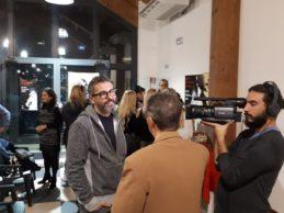 """Festival del cinema """"Corto Corrente"""", il regista """"barlettano d'adozione"""" Giuseppe Massarelli vincitore della decima edizione"""