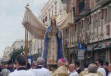 Trani – La processione dell'Immacolata. VIDEO