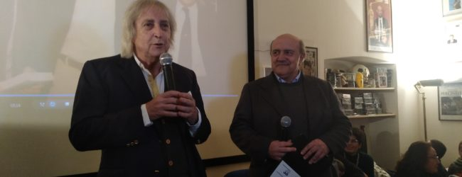 Trani – Enrico Vanzina ospite del circolo Dino Risi. VIDEO