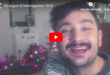 """VIDEO – """"BUONE FESTE""""… dalla Redazione di BatMagazine"""