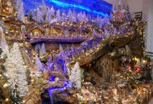 """Andria – """"L'Originalità nel Presepe di Betlemme"""": uno dei presepi casalinghi più belli della città. FOTO e VIDEO"""