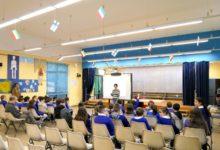 """Andria – A scuola di educazione stradale con gli studenti dell'Istituto """"Mariano-Fermi"""": il progetto indetto dall'ACI Bari. FOTO e VIDEO"""